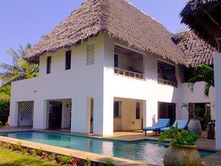 Diani Beach Retreat Villa, Kenya, Africa