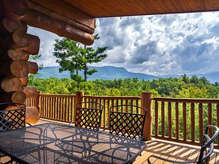 Big Bear Ridge Lodge - Breathtaking mountain views and private forest scenes