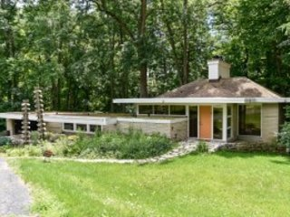 Mid Century Modern Retreat