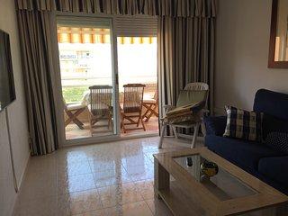 Apartamento acogedor en la playa de Miramar