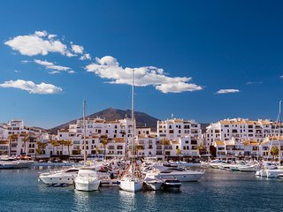 Rent Apartament for Vacations on Puerto Banus la costa del sol