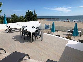La Vigie Appartement T3 de 50m2 dans villa avec accès direct sur la plage