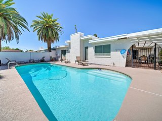 Litchfield Park Home w/ Pool - 1/2 Mi to The Wigwam!