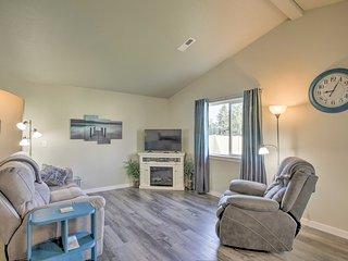 NEW! Spokane Valley Home w/Yard, 20 Min. to Dwtn!