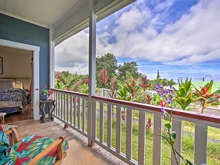 Big Island Home, Mins to Ocean & Kona Coffee!