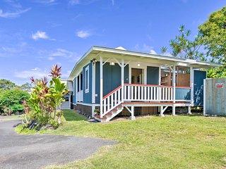 Big Island Home, Mins to Ocean & Kona Coffee!