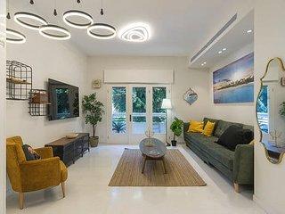 Appartement tout confort au centre de Tel Aviv