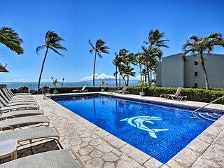 NEW! Oceanfront Molokai Condo w/ Pool & Grills!