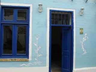 Acogedora Habitacion, en Rustica Casa Frente al Mar
