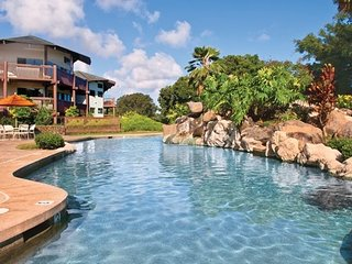 One Bedroom Condo-Sleeps 4, On the northern shore of Kauai, Princeville, Hawaii