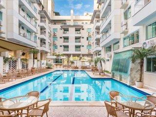Aluguel Apartamento 1 quarto Summer Beach Piscina Bombas/SC 508