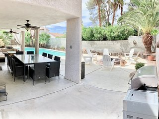 Urban Colonial in the heart of Las Vegas