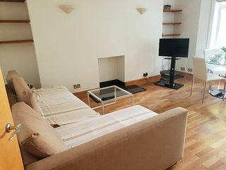 Clean & Spacious Knightsbridge Apartment