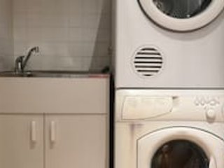 Full Laundry Facilities in Apartment