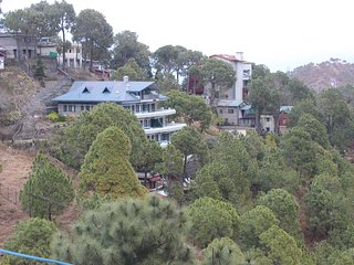 The Sonnet Ménage | Vacation Home in the heart of Kasauli