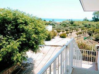 1 P. da 6 vista mare con terrazza superior a 3 Min dal Mare VillaLoddo1 p2660