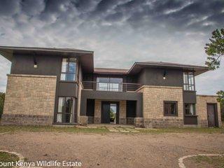 Villa in the Wild, Mount Kenya Wildlife Estate #57