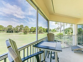 Tivoli 5235 - Time In A Bottle~ Golf cart! remodeled townhome, close to beach
