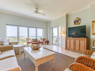 FREE WIFI! Great beachview condo right on the water! Family perfect!