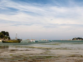 Nouveau bord de mer cote de granit rose / cote d'ajoncs