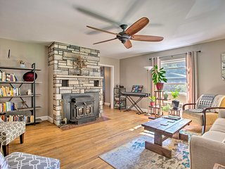 West Asheville Home w/Patio, 5Mi to Dtwn!