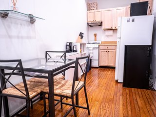 Beautiful, 3 BR in the HEART of EAST VILLAGE