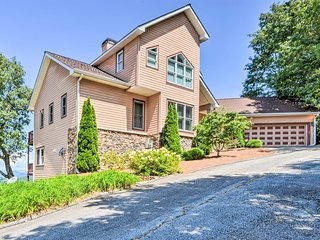 NEW! Sky Valley Home w/Mtn View, 5mi to Rabun Bald