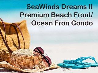 *NEW LISTING* - Premium Beach Front Condo - w/Private Beach Access