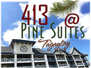413 at Pine Suites | Your Tagaytay Home Suite Home