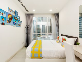 OYO Home 543 Binjai 8 2br Deluxe Suite Near Klcc