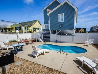 Hooligan's Hideaway | 663 ft from the beach | Dog Friendly, Private Pool | Kill