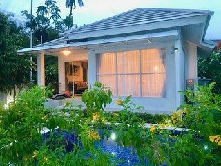 2 Bedroom Luxury Pool Villa Jasmine ~ walk to beach