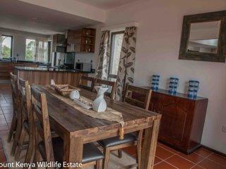 Villa in the Wild, Mount Kenya Wildlife Estate #64