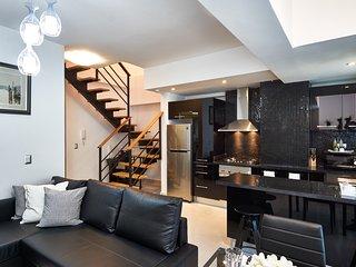 Armonia B6 . City Center 2 Story Luxury Loft in Piantini