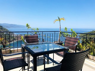 Villas Altas Mismaloya Ph A2 Dream Ocean View Puerto Vallarta