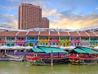 STROLL TO CLARKE QUAY, SPLENDID 3BR SPACE