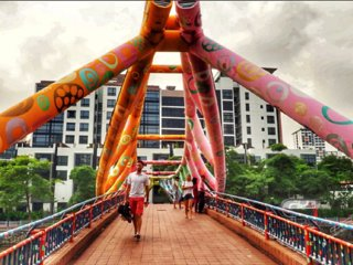 STROLL TO CLARKE QUAY, LUSH 3BR SPACE