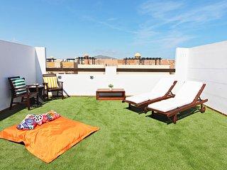 Alborada 318 - 150m playa, WiFi, terraza-solarium