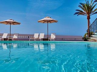 Jungle Suite, 1a linea del mar, gran terraza y preciosas vistas San Agustin