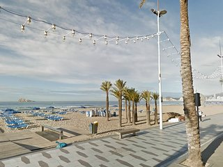 Beautiful Apartment in Levante Beach to 100Mts