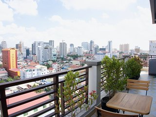 3bedroom w City View by The Mangrove(Russian Market)