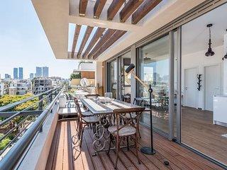 Trust Inn - Sheinkin Lovely 2 BDR with Terrace