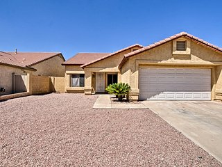 NEW-Glendale Home w/ Patio by Spring Training+Golf