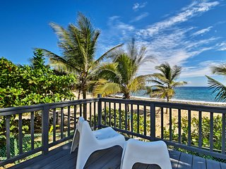 Beachfront Condo - Steps from Mar Chiquita Beach!