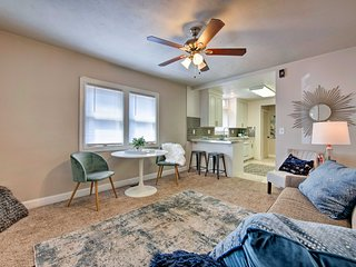 NEW! Downtown Salt Lake Apt. Steps to Shops/Cafes!