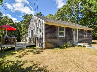 #426: Fully-renovated, A/C, dog friendly right near Cape's best beaches & ponds!