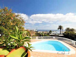 Casa Sila con cinco dormitorios y piscina privada