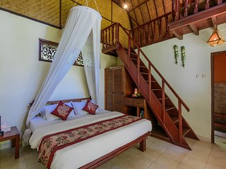 4BR House with Private Pool + Breakfast n]in Ubud Village