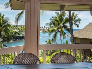 2-Level w/Lanai Off Bedrooms, Kitchen, Laundry, AC, DVD, TV, WiFi–Kanaloa at