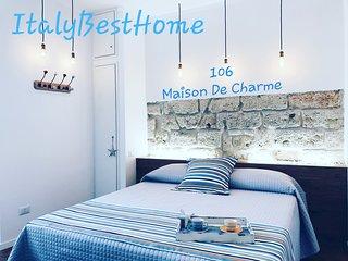 B&B 106 Maison De Charme (ItalyBestHome) Stanza 101